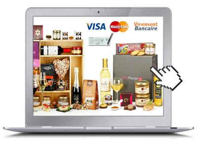 Vente en ligne de cadeaux d'entreprise