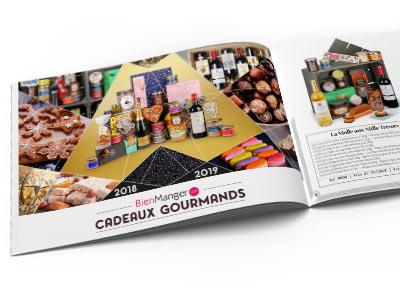 Catalogue cadeaux d'affaires
