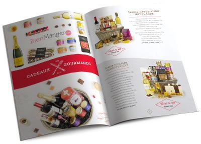 Catalogue cadeaux d'entreprises BienManger.com